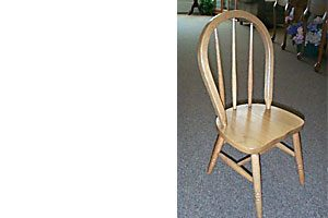 Child's Bowback Chair